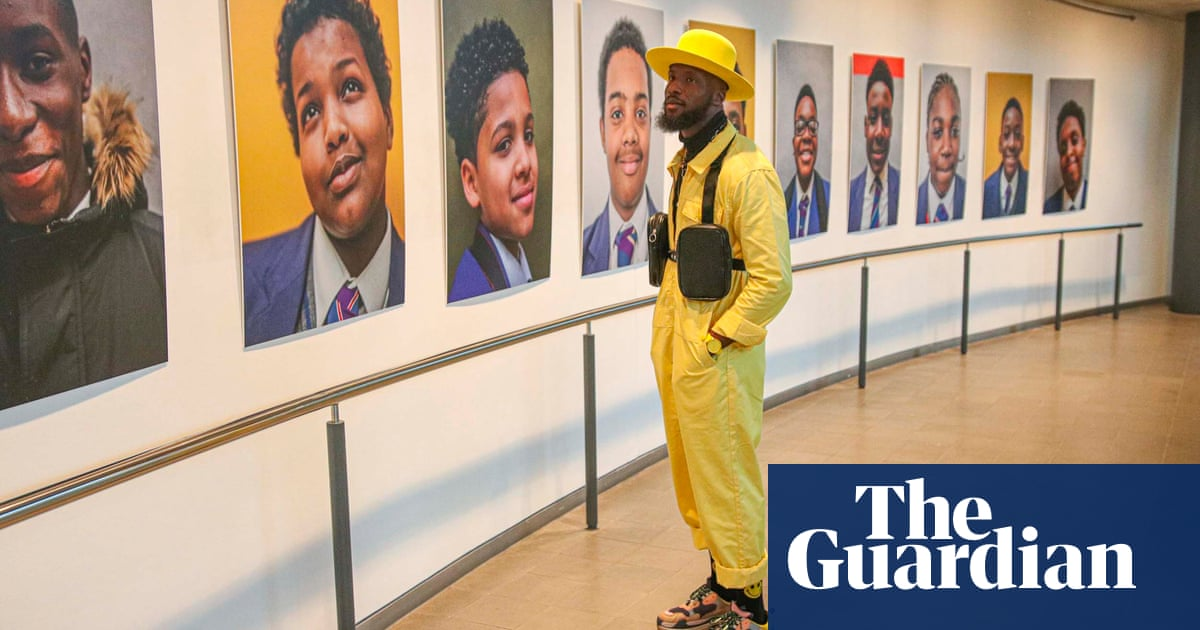 Photographs of black teenagers that stare prejudice in the face | Irena Barker | Society | The Guardian