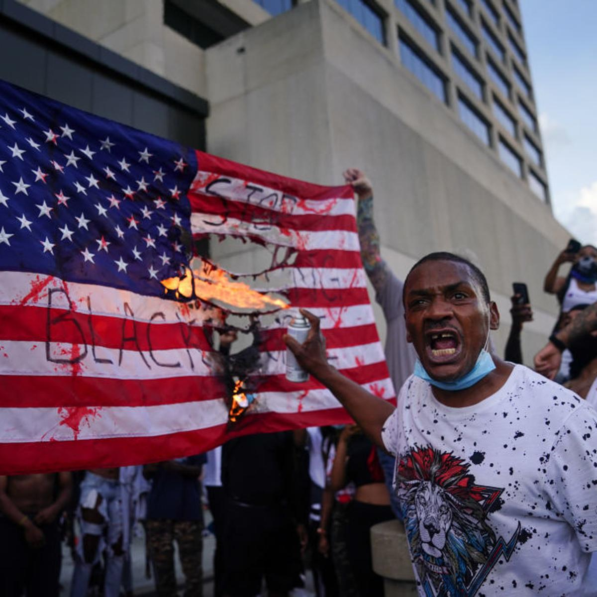 'If You Keep Murdering Black People, The City Will Burn': Why No One Has a Right to Criticize Black Protesters |The Pan-African Alliance