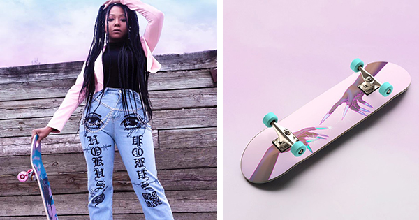 Introducing the First Black Woman-Owned Skateboard Company