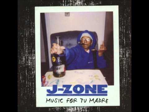 J-Zone… one of the most slept on MCs of the late 90s/early 2000s | The LR Zone