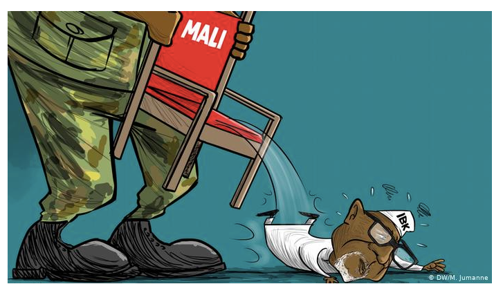 Mali: A History of Military Bullying and Corporate Dependency | Kimpa Vita Press & Publishers