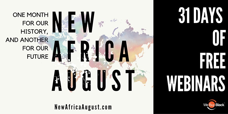 Get Caught Up On New Africa August's Opening Weekend! | How We Buy Black | The LR Zone