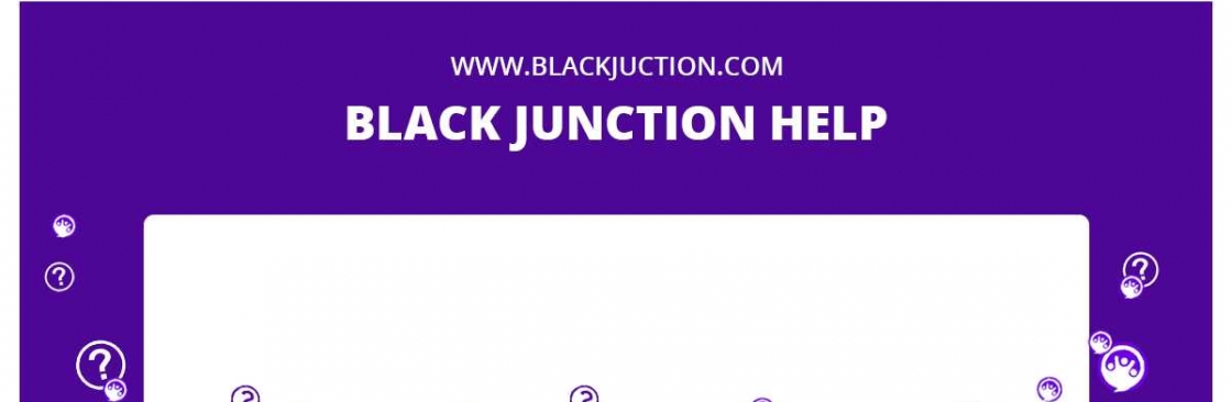 Black Junction Help