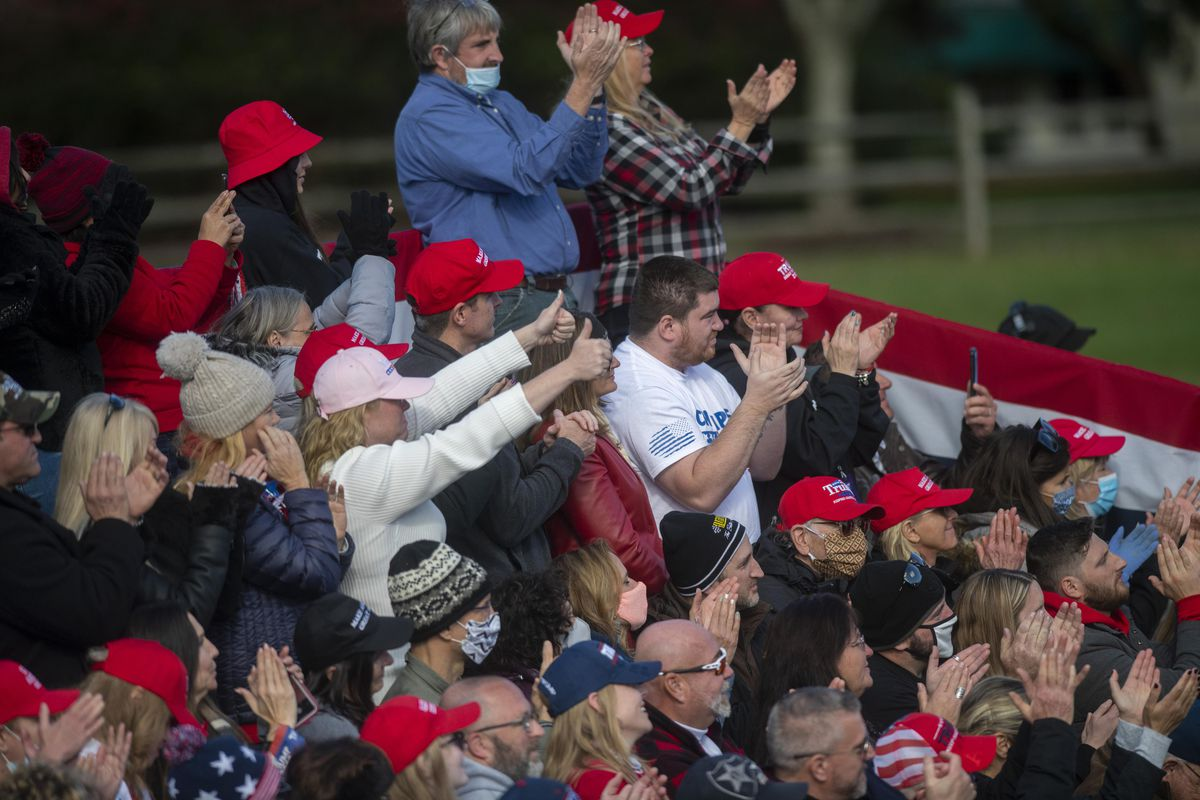 Study: Trump Rallies Linked To Over 700 Covid-19 Coronavirus Deaths, Here Are The Caveats