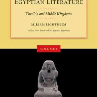 Ancient Egyptian Literature : Volume I: The Old and Middle Kingdoms by Miriam Lichtheim and Antonio  Profile Picture