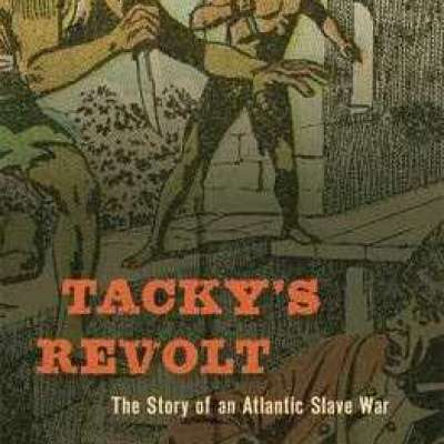 Tackys Revolt: The Story of an Atlantic Slave War by Vincent Brown Profile Picture
