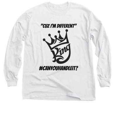 "Introducing the...""Cuz I'm Different"" Hoodie & Tees Profile Picture"