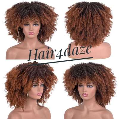 Curly Afro Wigs! Profile Picture