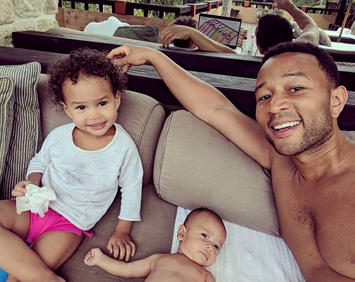 Celeb Dads and Their Kids: A Visual Fest of Fatherly Love – UDOYOU