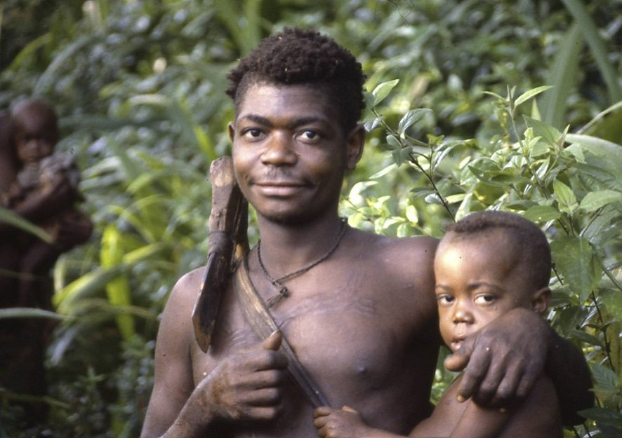 Why the Aka pygmy people of central Africa have the 'best dads in the world' - Face2Face Africa